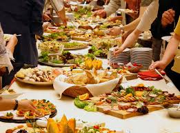 Wedding catering in Los Angeles