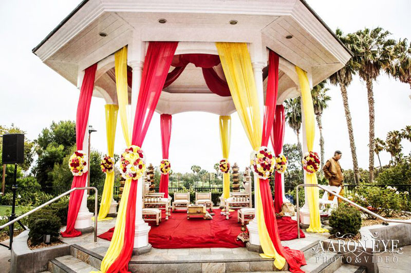 Wedding Tent Rentals in Long Beach